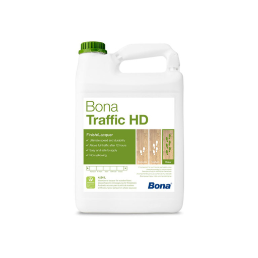 Bona Traffic HD SilkMatt Varnish 5L