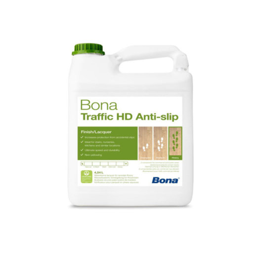 Bona Traffic HD Anti Slip Varnish, Matt, 5L
