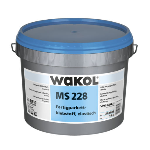 Wakol MS228 Ready-to-Lay Parquet Adhesive, 18 kg