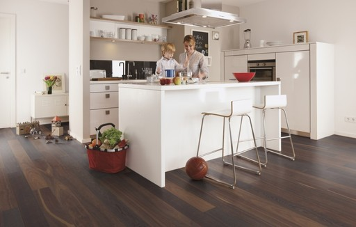 Boen Stone Oak Engineered Flooring, Oiled, 138x3.5x14 mm