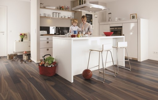 Boen Shadow Oak Engineered Flooring, Oiled, 138x3.5x14 mm