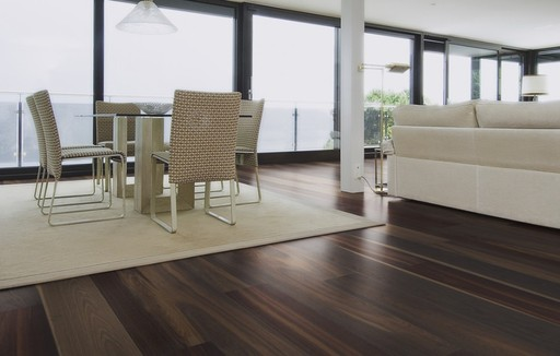 Boen Shadow Oak Engineered Flooring, Oiled, 209x3.5x14 mm