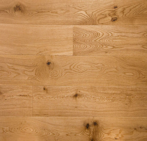 Xylo Engineered Oak Flooring, Rustic, Handscraped, Brushed & UV Oiled, 190x4x20 mm