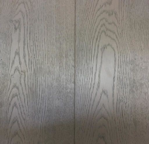 Xylo Oak Engineered Flooring, Mink Silver Grey Stained Oak, Brushed, UV Oiled, 190x3x14 mm