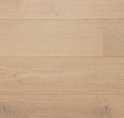 Xylo Pearl White Stained Engineered Oak Flooring, Rustic, Brushed & Smoked, UV Oiled, 14x3x190 mm