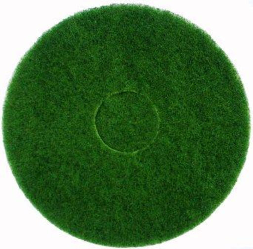 Bona Buffing Cleaning Pads, Green, Pack of 5, 407 mm