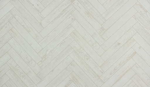 Xylo Olympic Chestnut White Herringbone Laminate Flooring, 84x8x504 mm