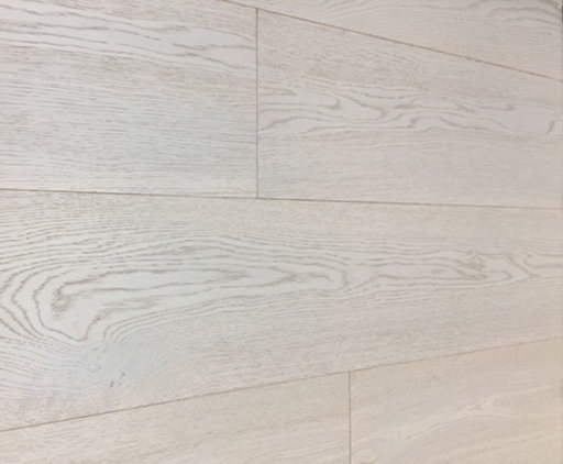 Xylo Light Grey Stained Oak Engineered Flooring, Rustic, Lacquered, 189x3x14 mm