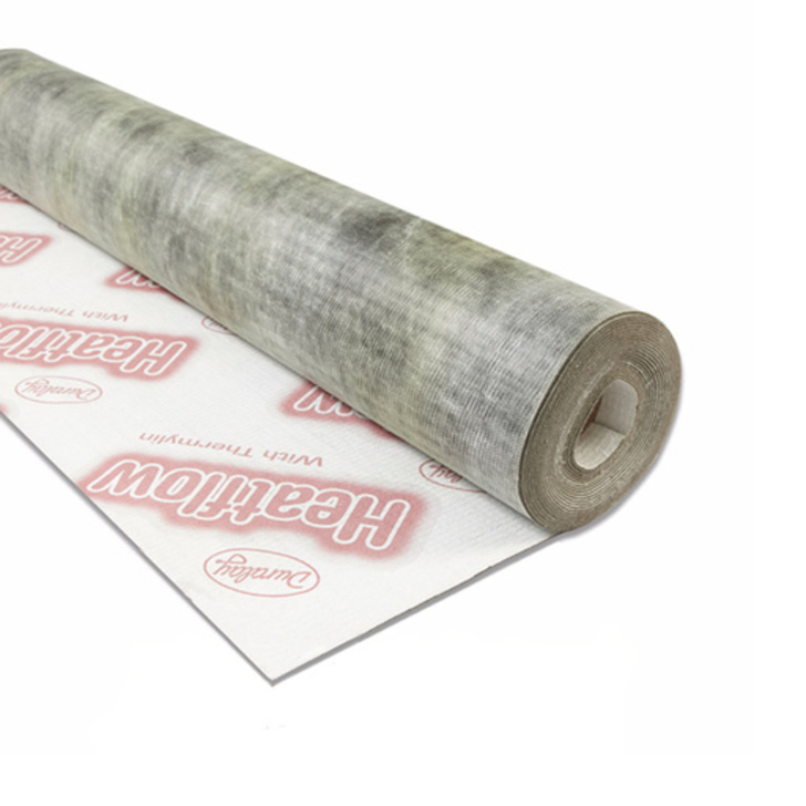 Duralay Heatflow Underlay For Wood, Do I Need Underlay For Laminate Flooring With Underfloor Heating
