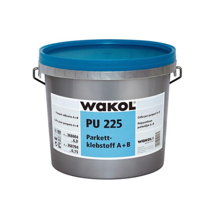 Wakol Pu 225 Polyurethane Two Part Adhesive 7 Kg Wakol