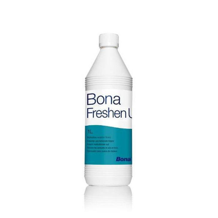 Bona freshen up 1l bona for Bona wood floor cleaner 5l